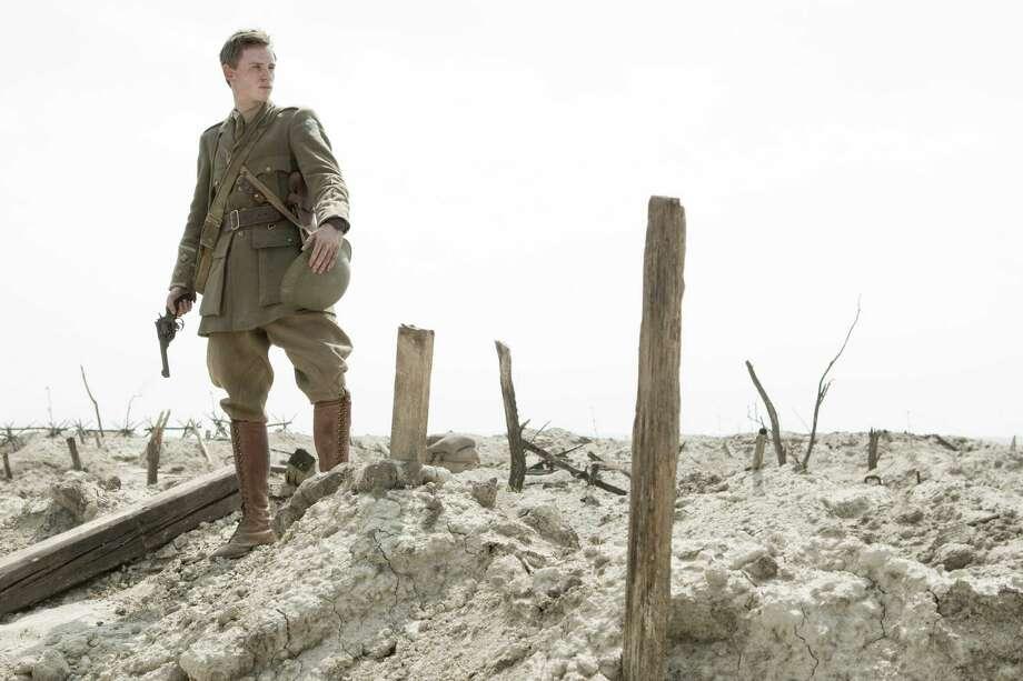 "Eddie Redmayne stars as Stephen Wraysford in the World War I drama ""Birdsong."""