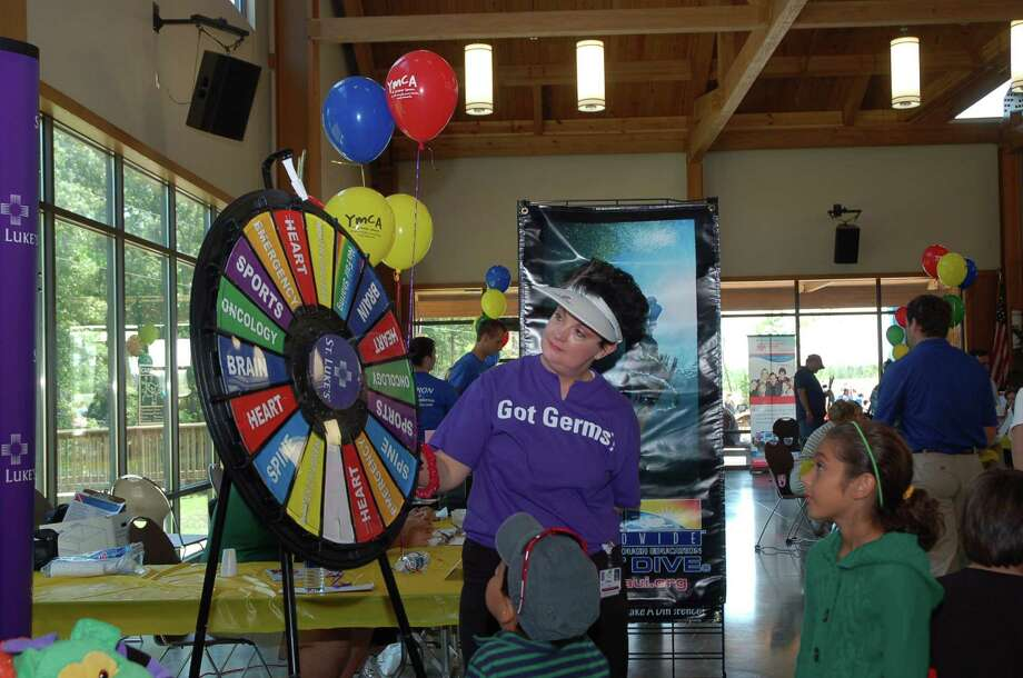 South Montgomery County YMCA invites kids and parents to come play at Healthy Kids Day on April 28.