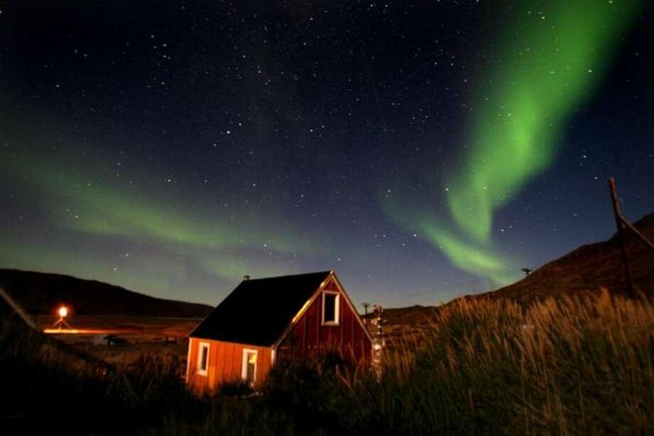 Kangerlussuaq, Greenland.
