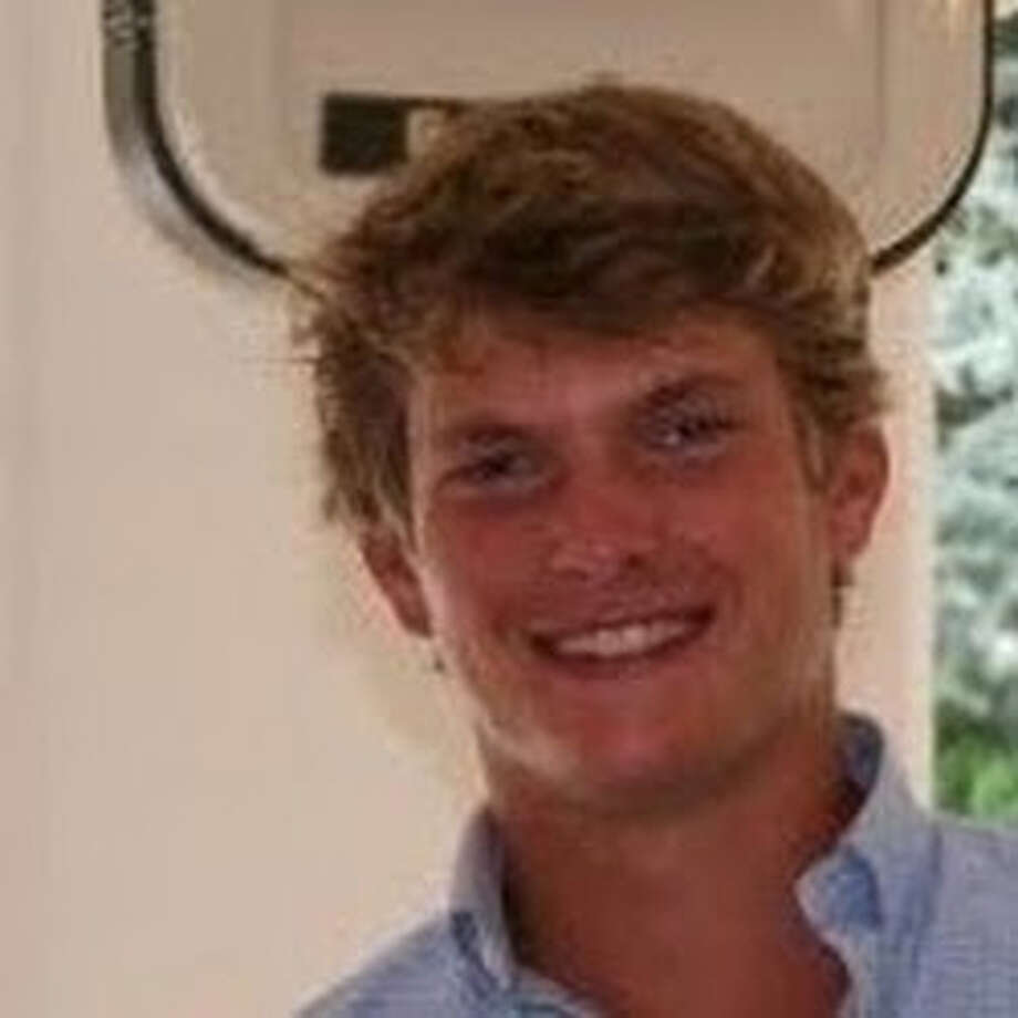 Spencer Pitts, 23, a College of Charleston (S.C.) senior from Greenwich, died Sunday morning, April 15, 2012, after falling from the third-story roof of a house near campus, police said. Photo: Contributed Photo