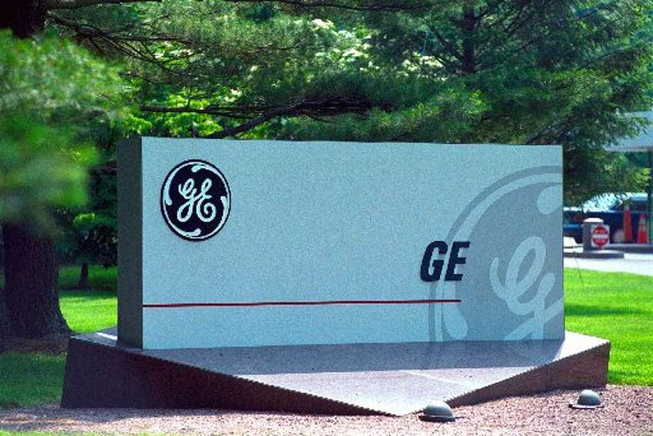 The entrance to GE Corporate headquarters is seen at 3135 Easton Turnpike in Fairfield, A study by GE Capital in Norwalk has revealed that small- and mid-size companies are more optimistic about the future of their businesses. Photo: J. Gregory Raymond/Bloomberg