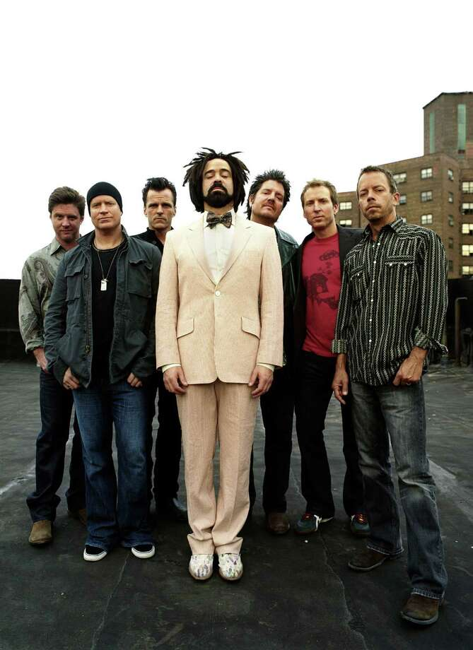 The Counting Crows will perform at Ives Concert Park in Danbury on June 12. Photo: Contributed Photo