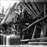 North Beach Powerhouse after Earthquake | April 18, 1906 (John Henry Mentz / San Francisco Municipal Transportation Agency | SFMTA)