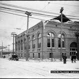 Turk and Fillmore Street Sub Station | .April 18, 1906 (San Francisco Municipal Transportation Agency | SFMTA)