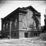 Millbrae Sub Station | May 9, 1906 (San Francisco Municipal Transportation Agency | SFMTA)
