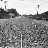 Tracks, San Mateo Extension | May 9, 1906 (San Francisco Municipal Transportation Agency | SFMTA)