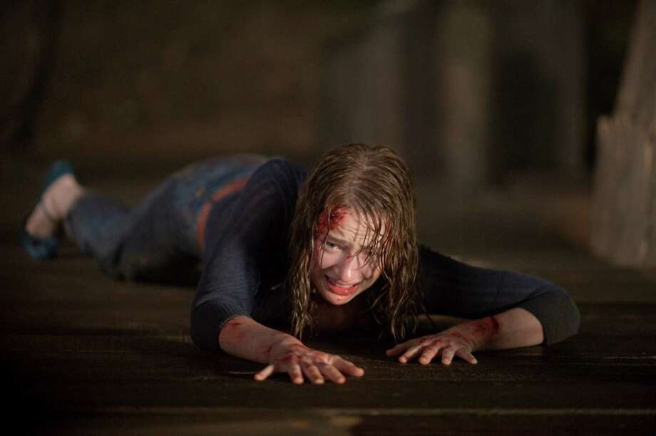 """Kristen Connolly stars in """"The Cabin in the Woods."""" Photo: Diyah Pera / Lionsgate"""