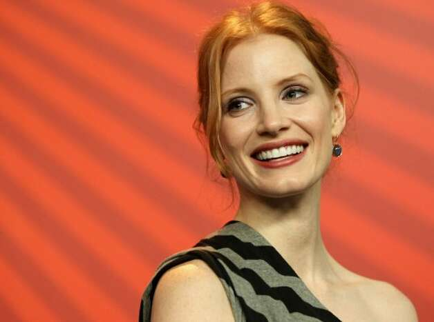 "Jessica Chastain, Oscar-nominated actress for ""The Help"" and ""Tree of Life"" (Sean Gallup/Getty Images / Getty Images)"