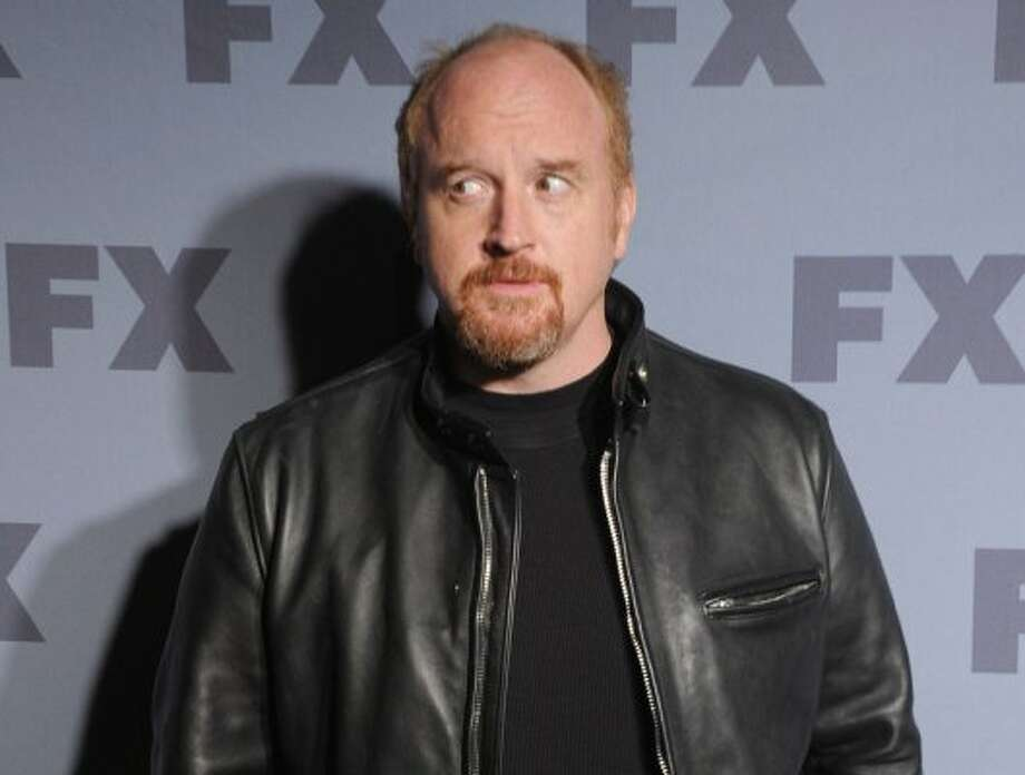 "Louis C.K., comedian and producer of FX's ""Louie"" (Michael Loccisano / Getty Images)"