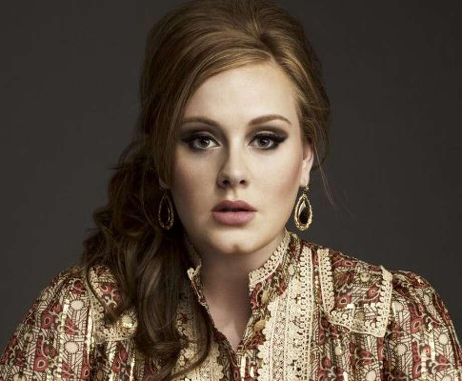 Adele, Grammy-winning singer (Andrew Yee)