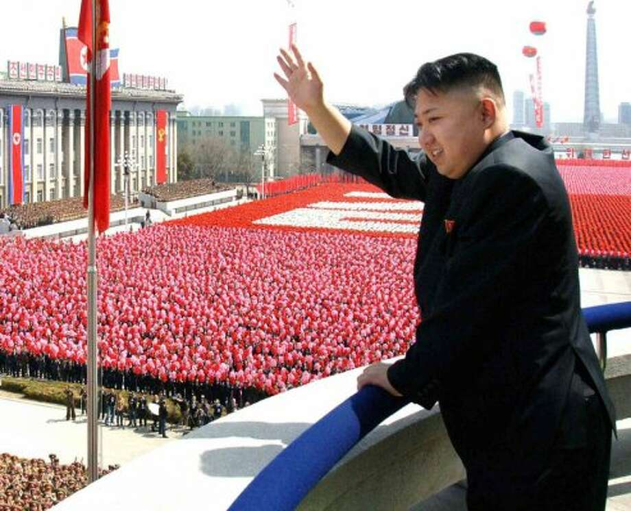 Kim Jong Un, successor to late Korean head Kim Jong Il (Associated Press)
