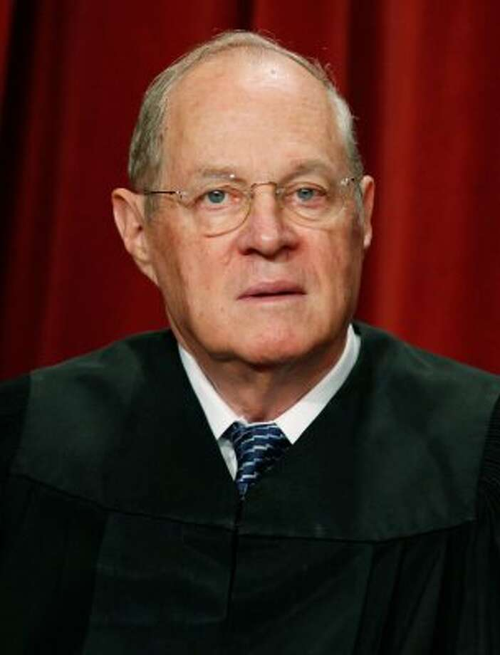 Anthony M. Kennedy, Supreme Court justice (Mark Wilson / Getty Images)