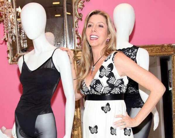 Sara Blakely, billionaire inventor of Spanx shapewear (Astrid Stawiarz / Getty Images)