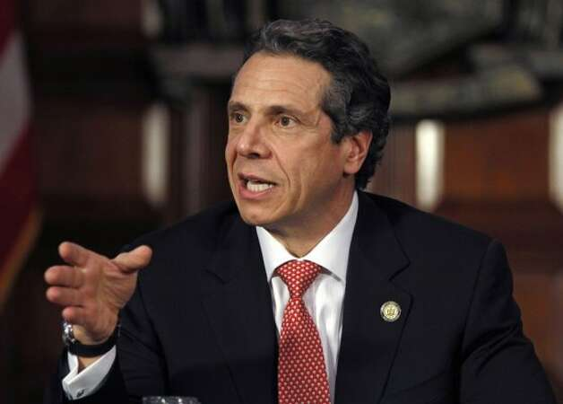Andrew Cuomo, New York governor (Mike Groll / Associated Press)