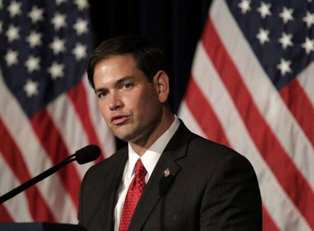 Marco Rubio, Republican senator from Florida (Jae C. Hong / Associated Press)