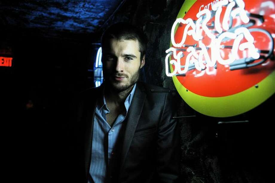 Pete Cashmore, founder of Mashable Social Media Guide website (Jessica Grieves)