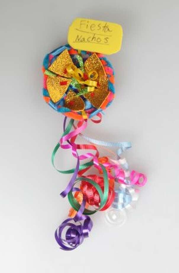 """Best Kid's Medal - """"Fiesta Nachos"""" by Elise Gellhausen, age 9"""