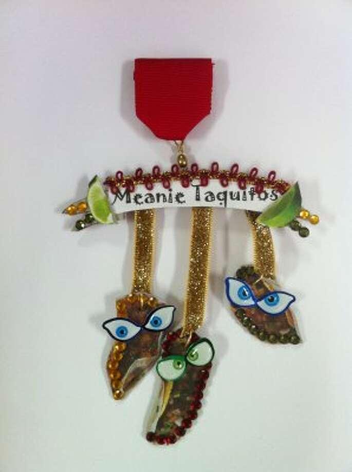 """Meanie Taquitos"" by Richard Escobedo"