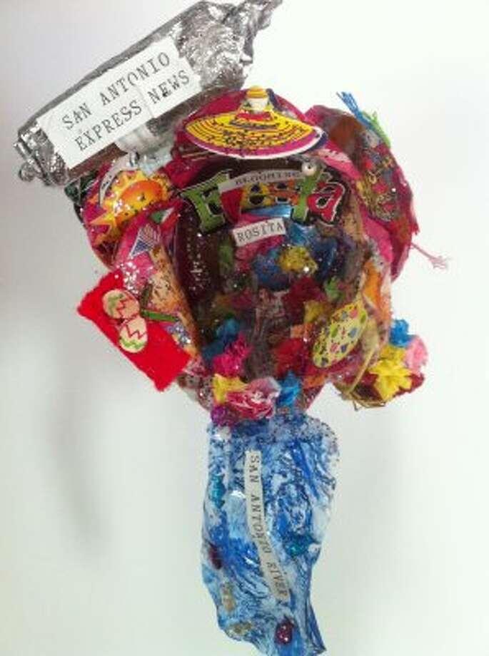 """Blooming Fiesta"" by Juanita Herrera"