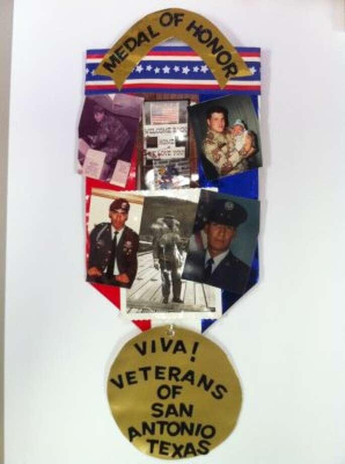 """Medal of Honor"" by Yolanda Rodriguez"