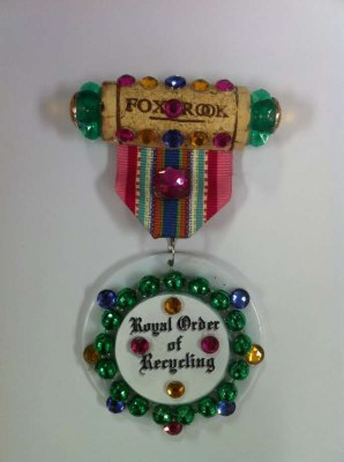 """Royal Order of Recycling"" by Kathy Cody-Winterrowd"