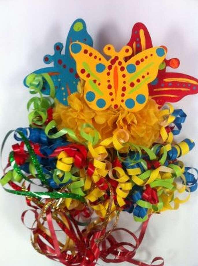 """""""Mariposas de Las Flores"""" by Brooke Bailey, age 9"""