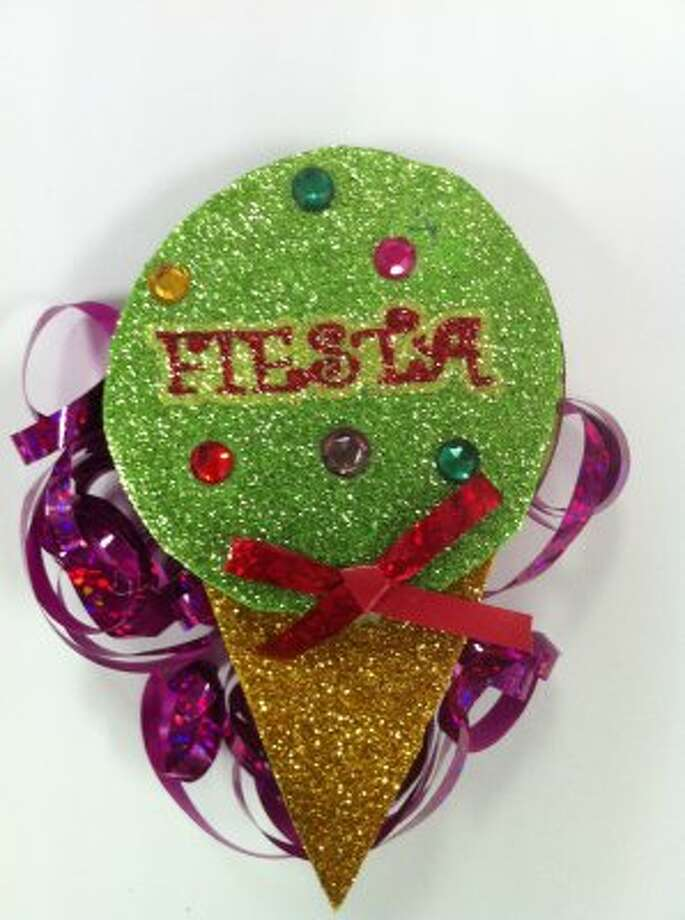 """Fiesta Ice Cream"" by Britney Downs, age 9"