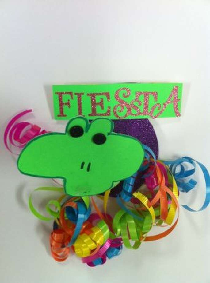 """""""Fiessta Snake"""" by Fernanda Beverido, age 9"""
