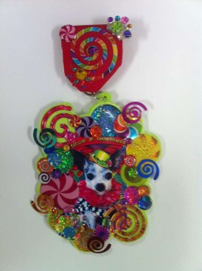"""Pippi Representing the Cirque de Chihuahua"" by Olga Jaimez Payne"