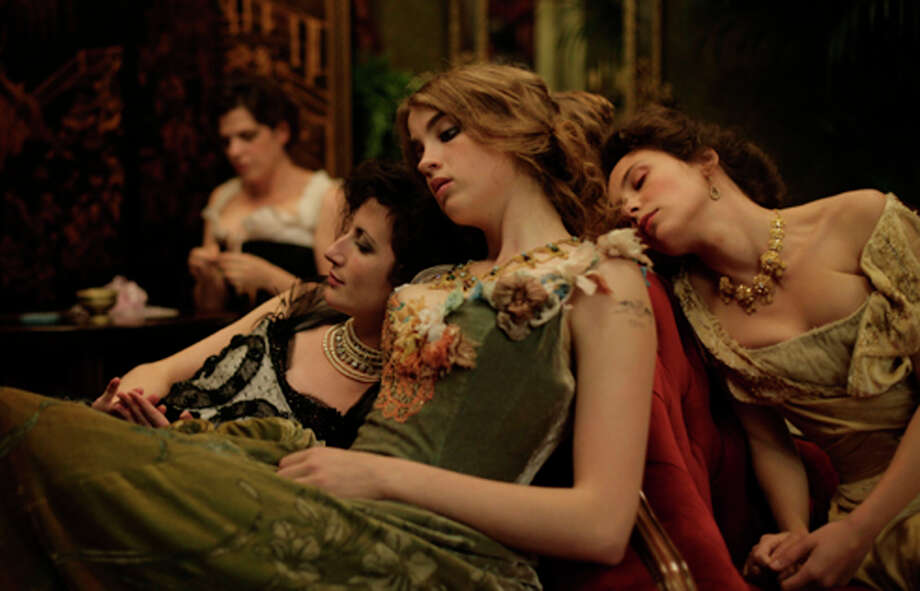 "Bertrand Bonello's ""House of Pleasures"" is out on DVD in April. Photo: Courtesy, IFC Films"