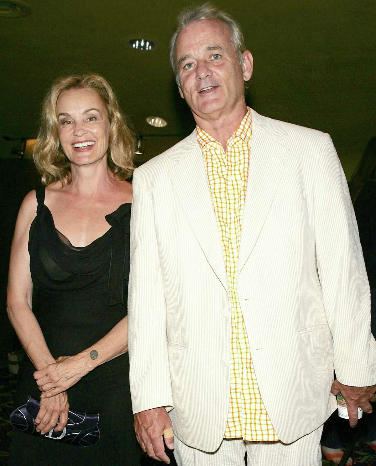 Jessica Lange (with actor Bill Murray)