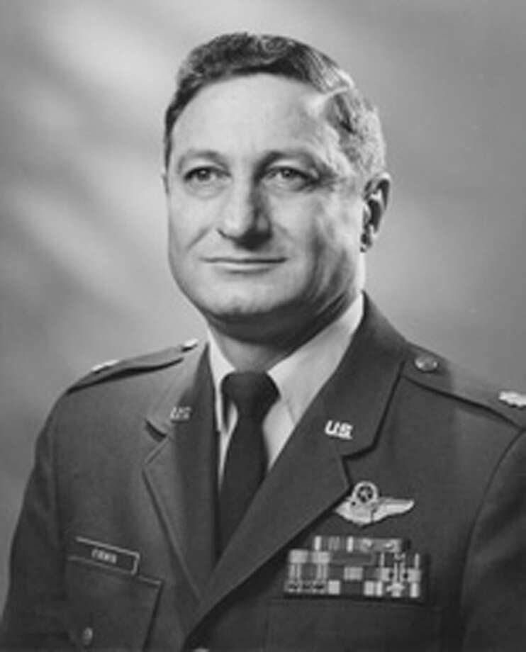"Lt. Col. Wade Firmin ""was very dogged. He did what he believed was right."" Photo: Courtesy Photo"