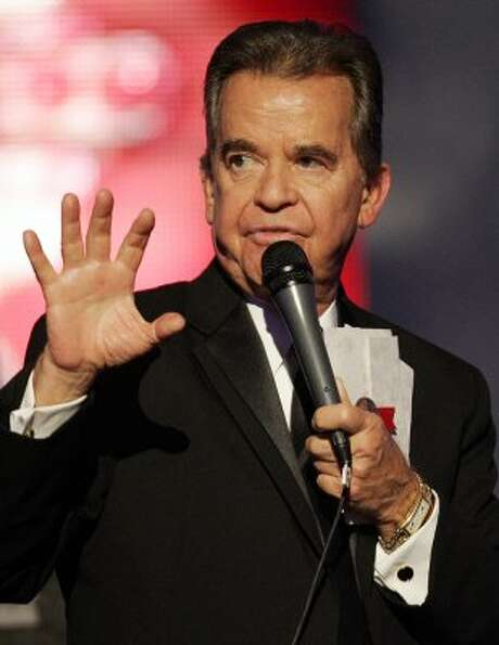 Longtime 'American Bandstand' host and rock music pioneer Dick Clark has suffered a stroke and is be