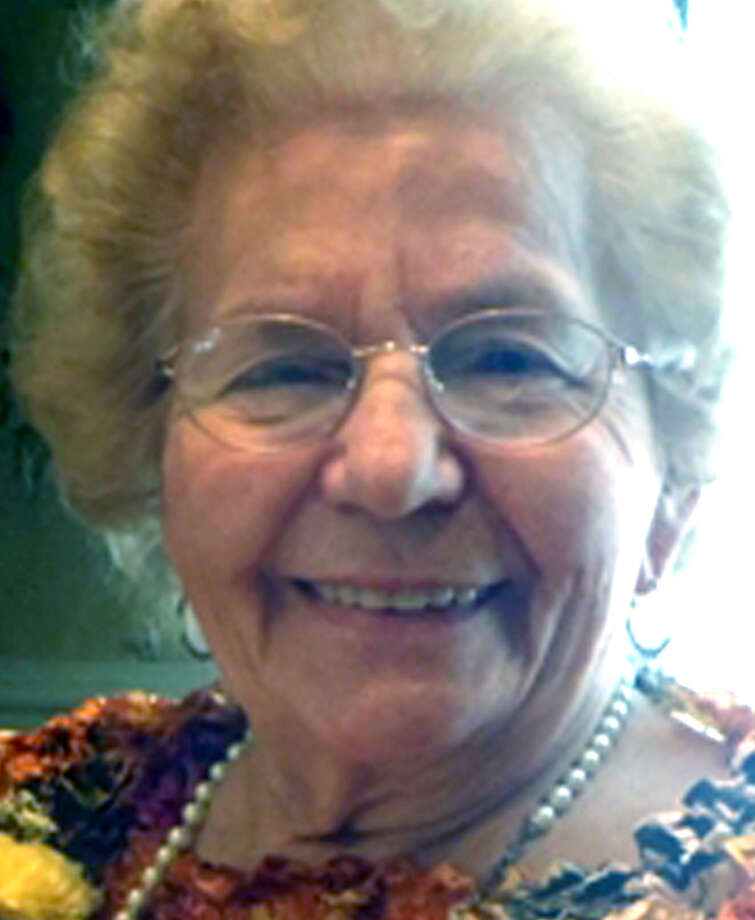 SPECTRUM/Hedy Hoffman, 91, of Palm Bay, Fl., died April 6, 2012. She was born to the late Hedwig and Joseph Stautner Feb. 18, 1921, in Bavaria, Germany. Photo: Contributed Photo