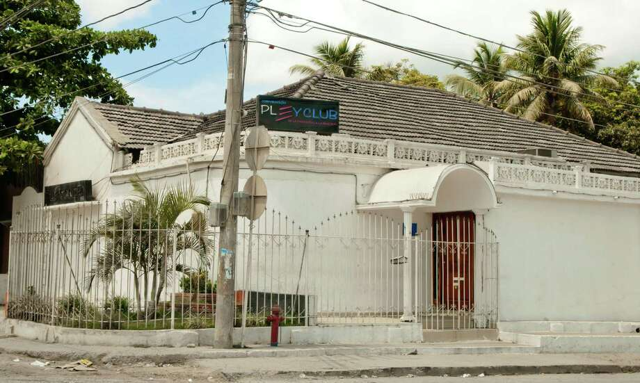 """U.S. Secret Service agents reportedly hired a group of prostitutes at Cartagena, Colombia's, """"Pley club."""" Photo: MANUEL PEDRAZA / AFP"""