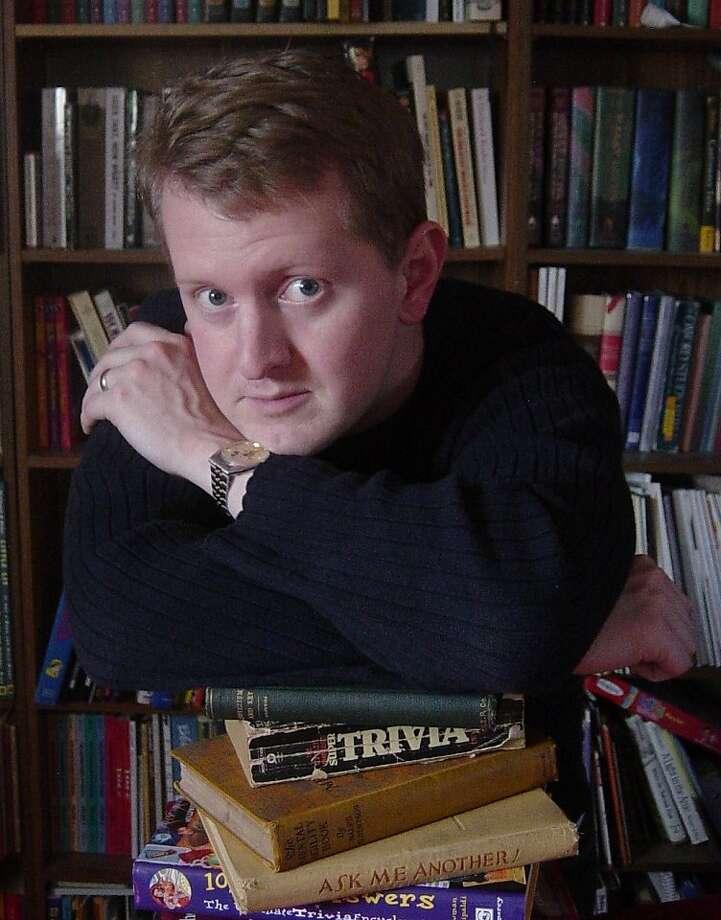 Ken Jennings Photo: Courtesy Ken Jennings