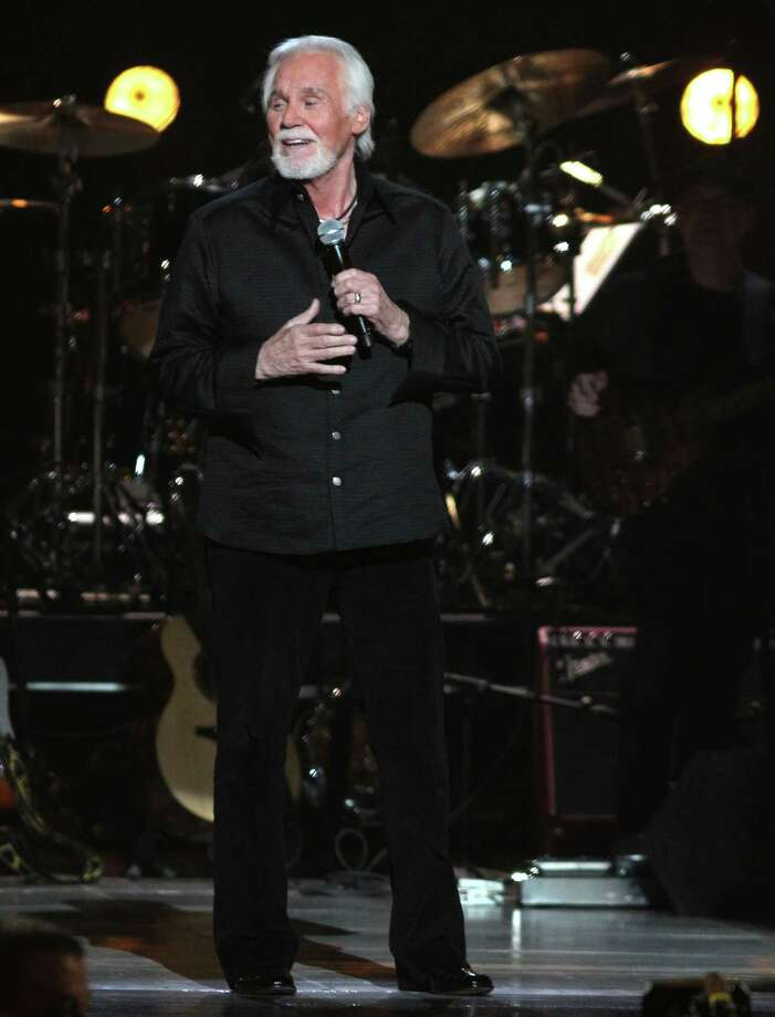 Kenny Rogers performs at the ACM Presents: Lionel Richie and Friends in Concert on Monday April 2, 2012 in Las Vegas. (AP Photo/Jeff Bottari) Photo: Jeff Bottari / JEFF BOTTARI