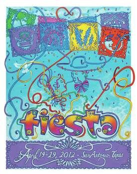 Fiesta 2012 poster Photo: Fiesta 2012 Poster