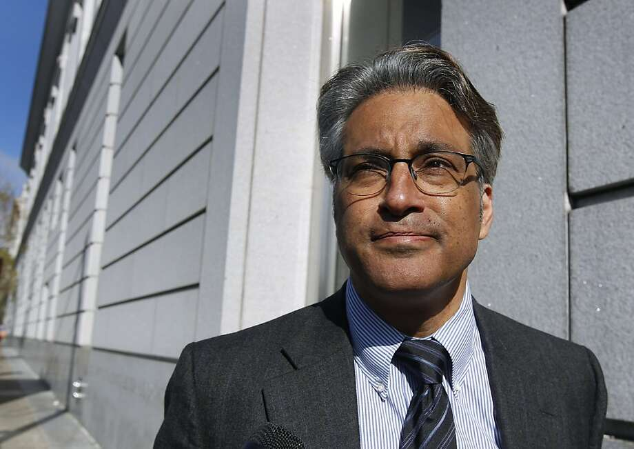 Ross Mirkarimi doesn't fare well in a poll. Photo: Paul Chinn, The Chronicle