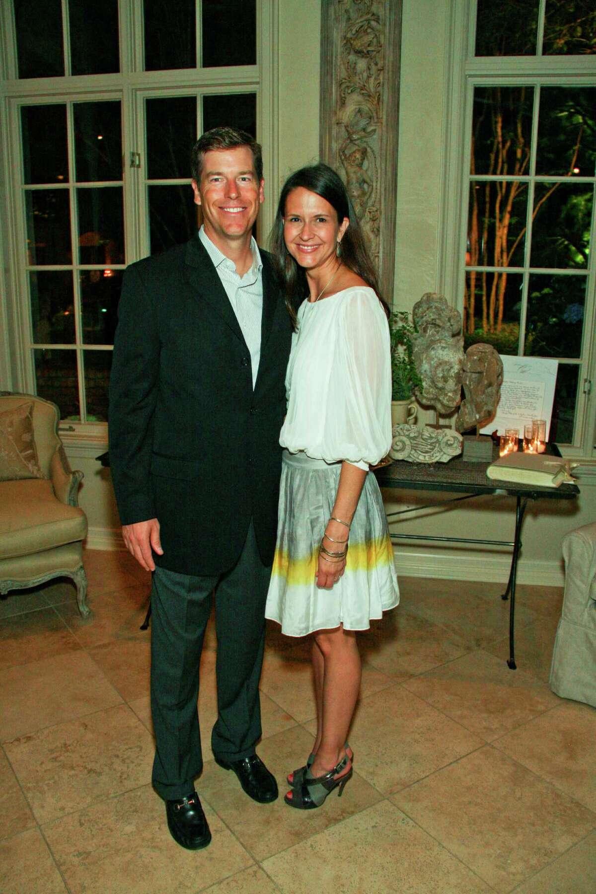 Kristi and Rex Whiteside