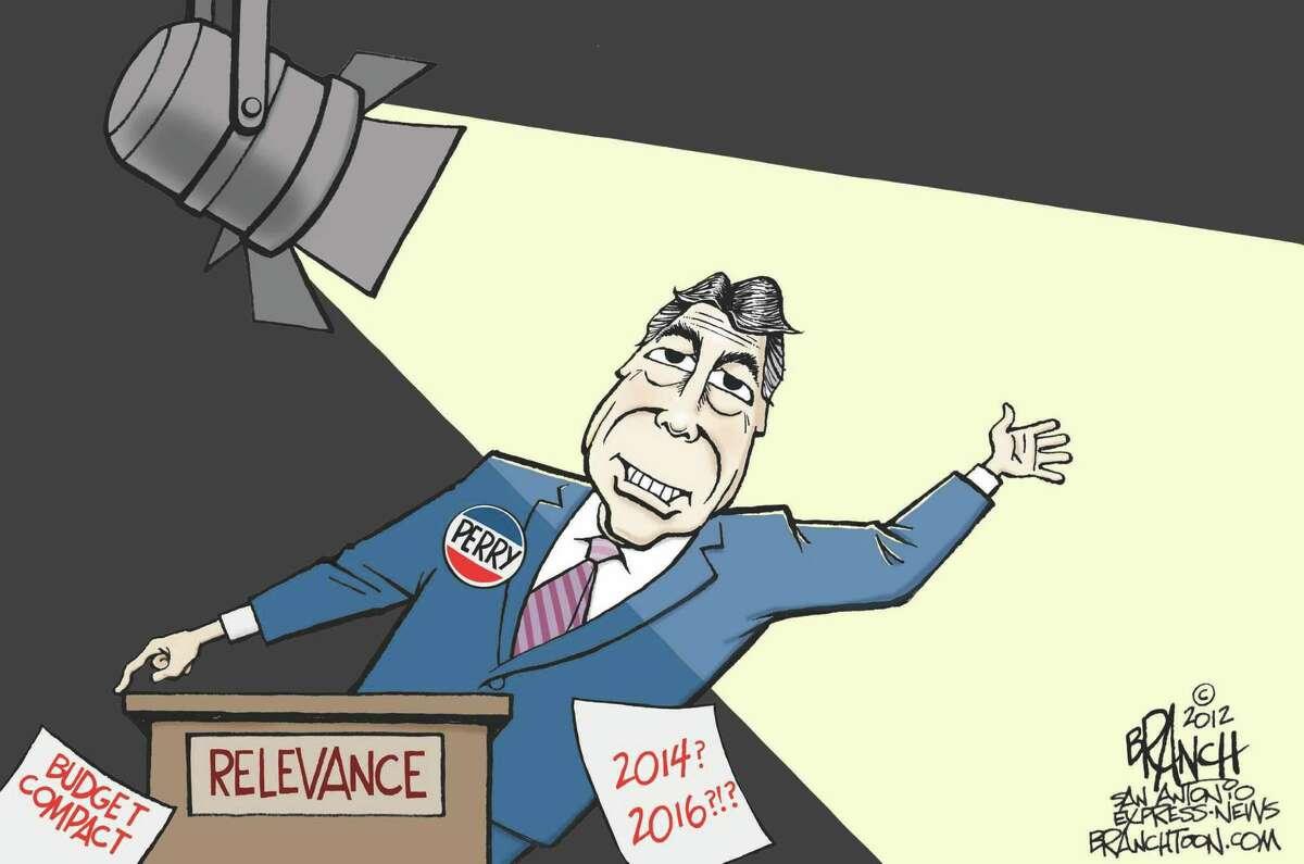 Today's editorial cartoon by John Branch