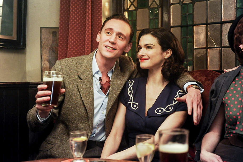 "Hester (Rachel Weisz), the wife of a judge, gets caught up in an affair with young war veteran Freddie (Tom Hiddleston) in ""The Deep Blue Sea."" / ©2011 Music Box Films"