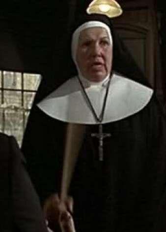 "Kathleen Freeman as Sister Mary Stigmata in ""The Blues Brothers."" Photo: Universal Pictutres 1980"