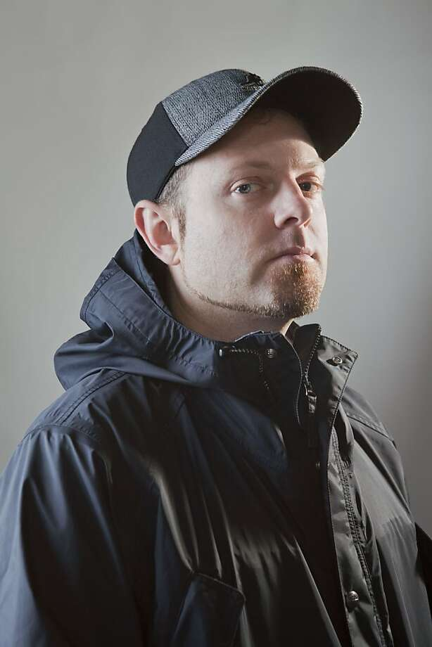 "DJ Shadow returns to S.F. on Friday at the Regency Ballroom in support of his new album, ""The Less You Know, the Better."" Photo: Dirk Lindner"