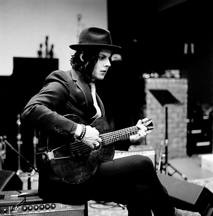 Jack White Photo: Third Man Records