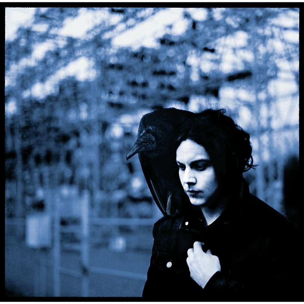 Jack White, 'Blunderbuss' cover art