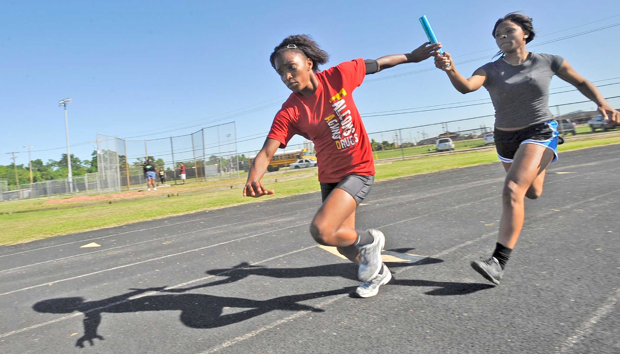 neches single girls San augustine — the neches high school girls' track and field team placed fourth overall at the area 21-22/2a meet last thursday.