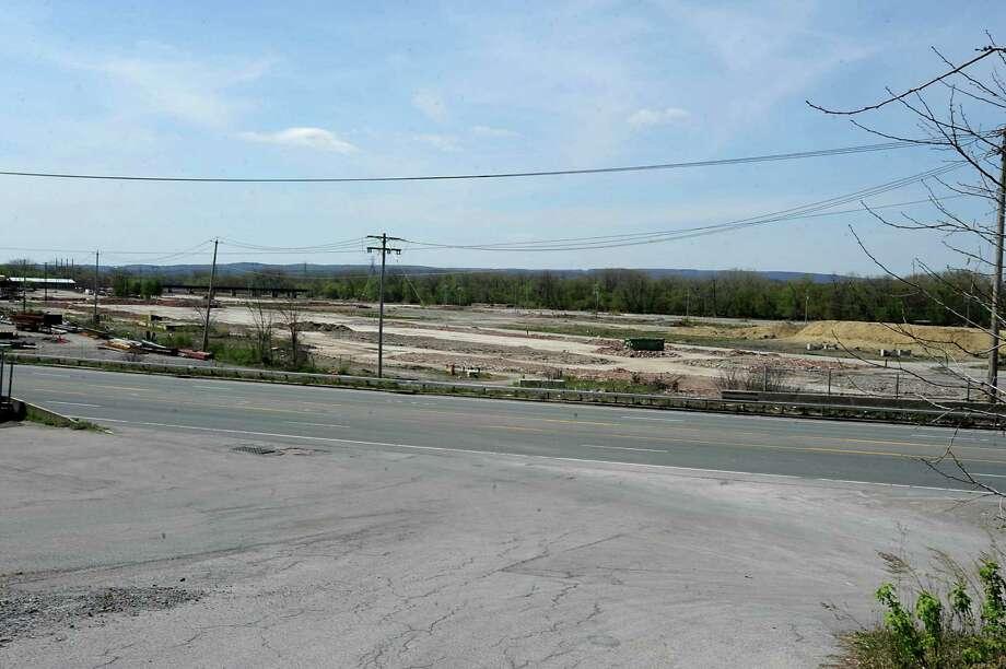 The former American Locomotive Company (ALCO) site off Erie Blvd. April 19, 2012 in Schenectady, N.Y. (Lori Van Buren / Times Union) Photo: Lori Van Buren