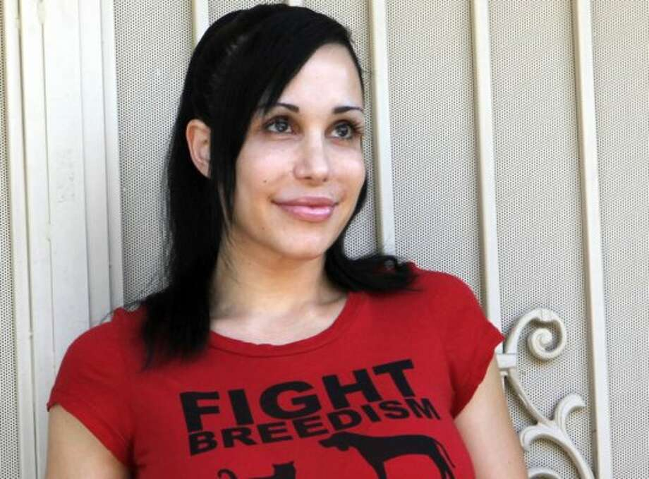 Octomom's 2012 involved stripping and porn.