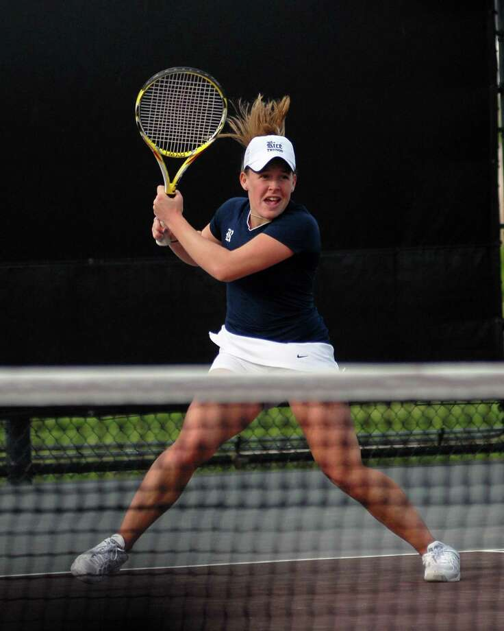 Natalie Beazant in action for the Owls during a stellar freshman season. Photo: Rice University